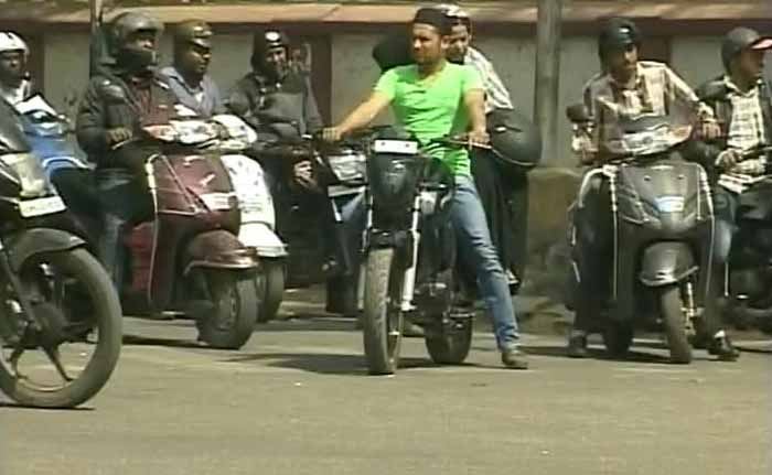 With New Law, Karnataka Tries To Coax Riders To Wear Helmets