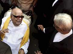 30 Seconds In Court For Karunanidhi, 92, In Case Filed By Jayalalithaa