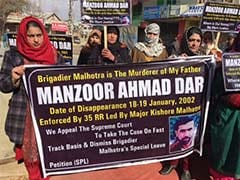 After 14 Years Of Search, Kashmir Woman Says Prayers For Father's Soul