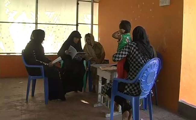 In Kerala, Grandmothers Sit For Primary Exams
