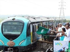 Kochi Metro Test Run Successful