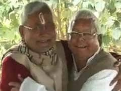 Lalu's Gift To Ally Nitish Kumar:Tilak  Against BJP's 'Tantra-Mantra'