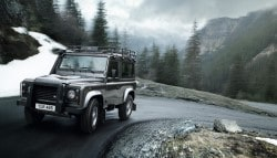 Land Rover Defender's Production Officially Comes to an End