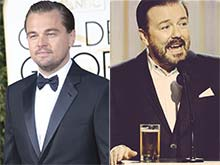 Irreverence, and a Few Winners, At the Golden Globes