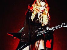 Madonna Says 'I Never Drink and Perform'