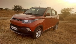 Mahindra KUV100's Sales Cross The 50,000 Mark In India