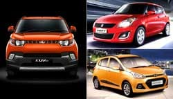 Mahindra KUV100 vs Hyundai Grand i10 vs Maruti Suzuki Swift: Specs Comparison
