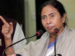 West Bengal Had Been Deprived In Railway Budget, Alleges Mamata Banerjee