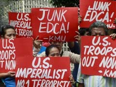Philippine Court Allows Military Deal With US As Sides Meet In Washington