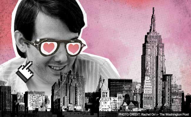 My Tinder Date With 'Pharma Bro' Martin Shkreli