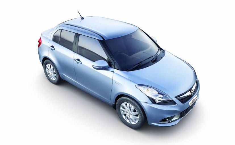 Maruti Suzuki DZire AGS Launched at &#8377 8.39 Lakh