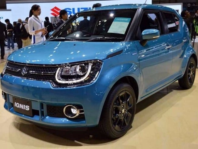 mahindra kuv100 vs maruti suzuki ignis specifications and features comparison ndtv carandbike. Black Bedroom Furniture Sets. Home Design Ideas