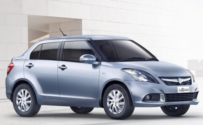 new maruti suzuki swift dzire to be manufactured at the company 39 s manesar plant ndtv carandbike. Black Bedroom Furniture Sets. Home Design Ideas