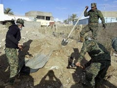 40 Bodies Found In Mass Grave In Iraq's Ramadi