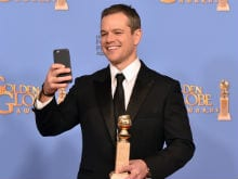 Golden Globes: Matt Damon Wins Best Actor For The Martian