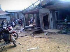 Blast At Market In Meghalaya's Williamnagar, 6 Injured
