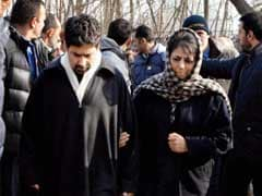 Mehbooba Mufti Attends R-Day Function, Her First Since Father's Death
