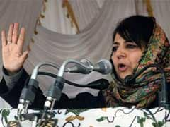 PDP Leader Mehbooba Mufti Condemns Terror Attack At Pakistan University