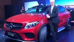 Mercedes-Benz GLE 450 AMG Coupe Launched in India; Priced at Rs. 86.4 Lakh