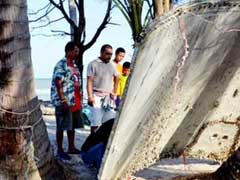 Australia Says Possible MH370 Debris Found On Island In Mauritius