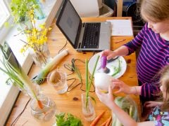 Micro-Garden Lists You Need For Kids' Fun In The Kitchen