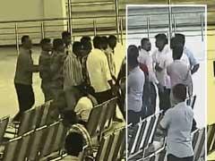 एयर इंडिया के कर्मचारी को कथित तौर पर थप्पड़ मारने के आरोप में आंध्र के सांसद मिथुन गिरफ्तार