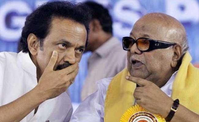 DMK Leader MK Stalin Winds Up His 'Successful' 'Namakku Name' Campaign