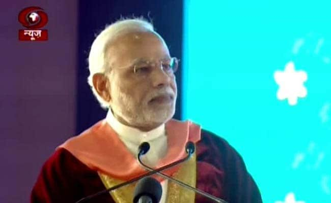 PM Narendra Modi's '5 Es' Mantra For Scientists