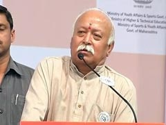 RSS Chief Mohan Bhagwat To Visit Ahmedabad Today