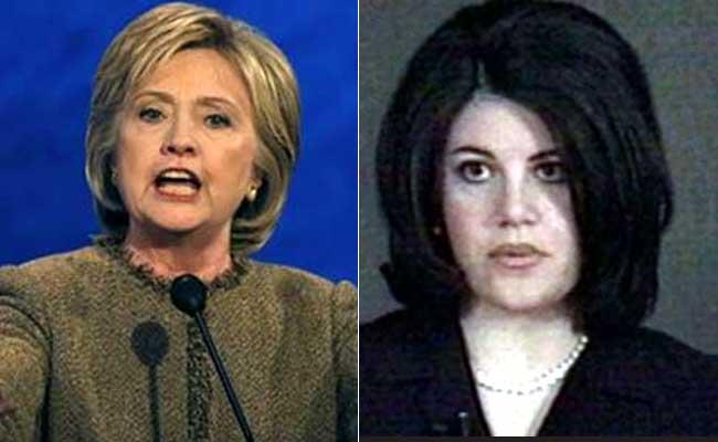 Donald Trump Anti-Clinton Smear Video Brings Up Monica Lewinsky