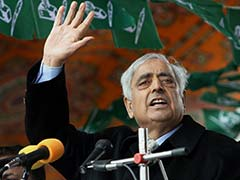 Mufti Mohammad Sayeed A Well-Meaning, Soft-Spoken Leader: Akhilesh Yadav