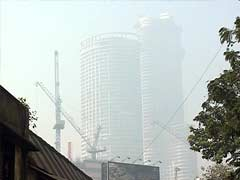 Mumbai Under Fog Cover. Weather, Not Pollution, Says Met Office.