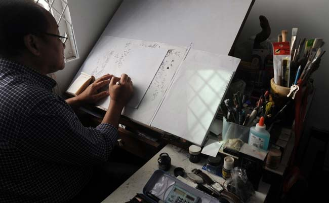 Myanmar Cartoonists Sharpen Pencils As Satire Makes A Comeback