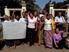 Myanmar Releases Political Prisoners Before Power Transfer