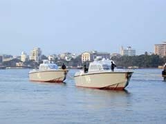 Navy Interceptor Sinks Off Chennai After Fire, All Safe