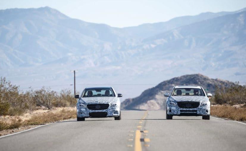 New Mercedes-Benz E-Class