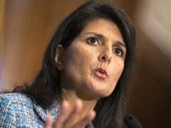 Indian-American Nikki Haley Endorses Republican Candidate Ted Cruz
