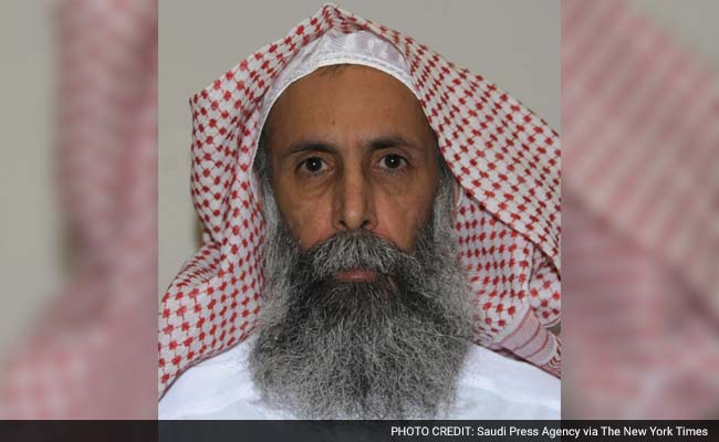 Saudis' Execution Of Shiite Cleric Angers Iran And Others In Region