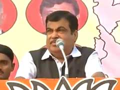 Malda Violence: Nitin Gadkari Hits Out At State Government
