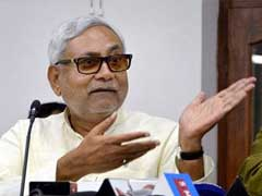 Nitish Kumar Seeks Inclusion Of Patna In Smart City Mission