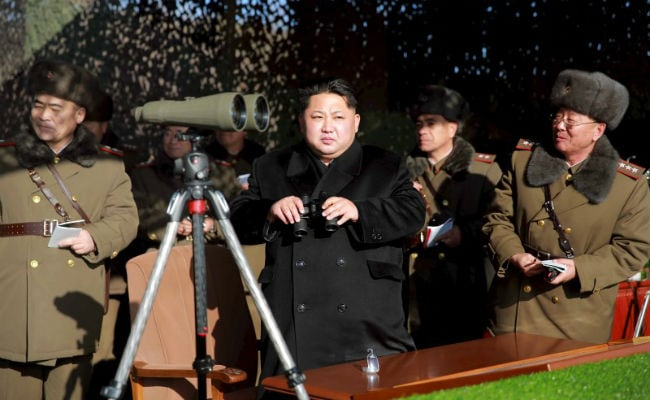 North Korea Appears To Have Tested Sub-Launched Missile: Report