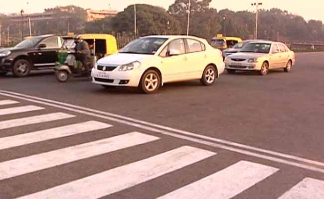 Under 200 Defaulters, The Odd Ones, On Day 2 Of Car Use Restrictions