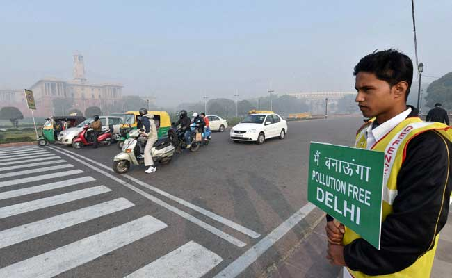 Air Pollution Drops By 50 Per Cent In Delhi, Says Kejriwal Government