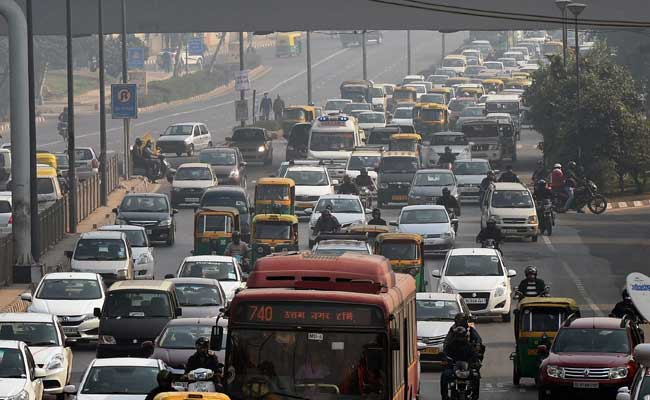 Delhi Has A 'Good Air' Day