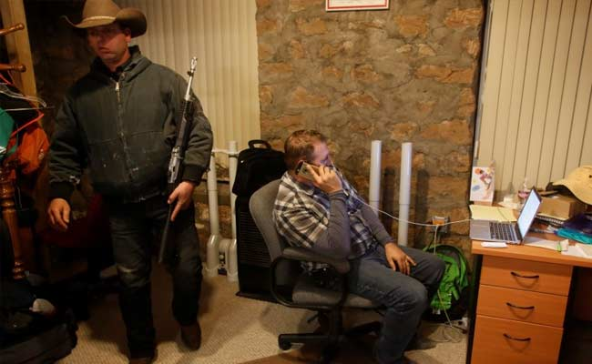 Oregon Occupiers: Not Ready To Go Home Quite Yet