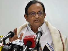 Economic Growth To Be Lower Than 7% In 2015-16: Congress Leader Chidambaram