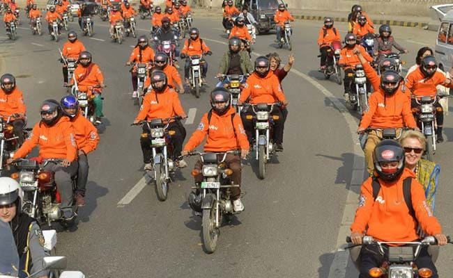 4 Wheels Good, 2 Wheels Better For Pakistan's Female Motorists