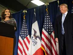 Sarah Palin's Endorsement Of Donald Trump A Boost As Iowa Vote Looms