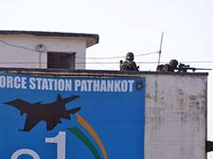 Inside The Pathankot Air Base, Hours After The Final Gun Battle