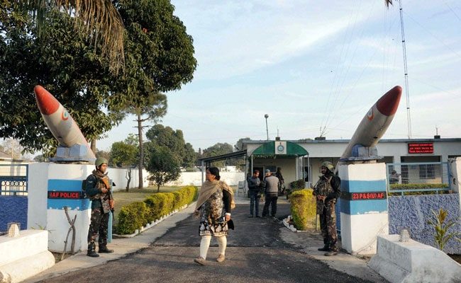 Defence Bases Along Pak Border Continue To Be On High Alert
